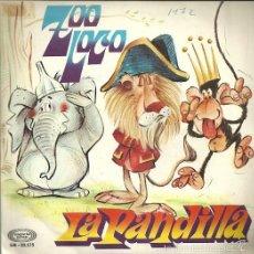 Discos de vinilo: LA PANDILLA SINGLE SELLO MOVIEPLAY AÑO 1972 EDITADO EN ESPAÑA CRA B: TAKA-TAKA-TA. Lote 55521650