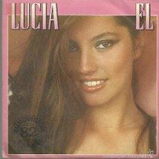 Discos de vinilo: LUCIA SINGLE SELLO MOVIEPLAY AÑO 1982 EDITADO EN ESPAÑA FESTIVAL DE EUROVISION. Lote 55522470