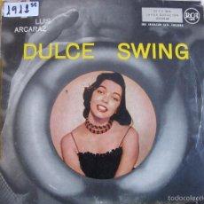 Disques de vinyle: LP - LUIS ALCARAZ Y SU ORQUESTA - DULCE SAWING (SPAIN, RCA SIN FECHA). Lote 55566966