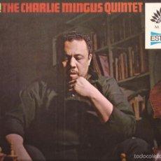 Discos de vinilo: LP-CHARLIE MINGUS QUINTET CHAZZ MARFER AMERICA 40006 SPAIN 1969. Lote 55567825