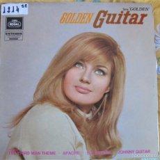 Discos de vinilo: LP - THE ROYAL GUITAR ENSEMBLE - GOLDEN GUITAR (SPAIN, EMI REGAL 1969). Lote 55569288