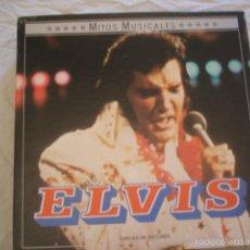 Discos de vinilo: ELVIS PRESLEY ELVIS (CIRCULO DE LECTORES) 2XLP. Lote 55570861