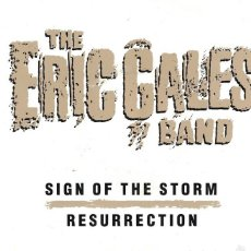Disques de vinyle: THE ERIC GALES BAND - SIGN OF THE STORM / RESURRECTION (SINGLE PROMOCIONAL ESPAÑOL DE 1991). Lote 55670700
