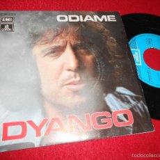 Discos de vinilo: DYANGO ODIAME/ELLA 7 SINGLE 1977 EMI ODEON. Lote 55683469