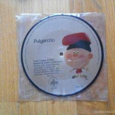 Discos de vinilo: PULGARCITO, SAYTON 1971. Lote 55683988