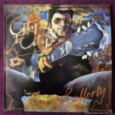 Discos de vinilo: GERRY RAFFERTY, CITY TO CITY (EMI) LP UK. Lote 55700145