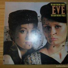 Discos de vinilo: LP EVE (THE ALAN PARSONS PROJECT) ESPAÑA, 1979 - CARPETA DOBLE. Lote 55706128
