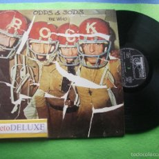 Discos de vinilo: THE WHO ODDS & SODS LP 1974 PDELUXE. Lote 55717787