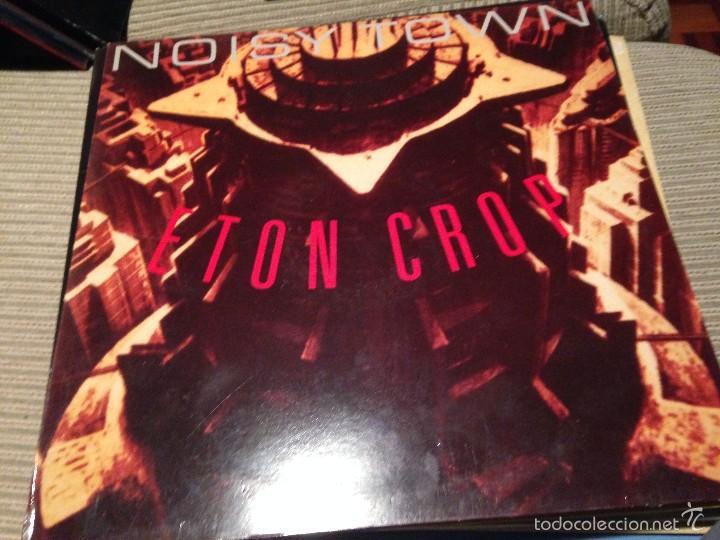 ETON CROP - NOISY TOWN - MAXI HOLANDA TORSO 1991 - INDIE ROCK ALTERNATIVE (Música - Discos de Vinilo - Maxi Singles - Pop - Rock Extranjero de los 90 a la actualidad)