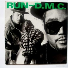 Discos de vinilo: RUN-D.M.C. - BACK FROM HELL - UK 1990. Lote 55719248