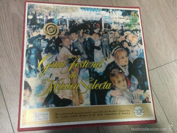 Discos de vinilo: álbum de gran festival de música selecta - Foto 2 - 55782164