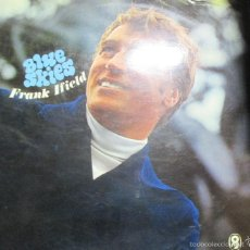 Discos de vinilo: FRANK IFIELD - BLUE SKIES - CROONER AUSTRALIANO - LP 1964 COLUMBIA UK. Lote 55783599