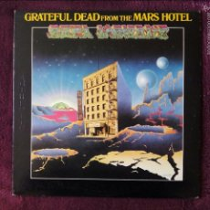 Discos de vinilo: GRATEFUL DEAD, FROM THE MARS HOTEL (UA 1974) LP USA - ROCK ACIDO CALIFORNIA. Lote 41236030