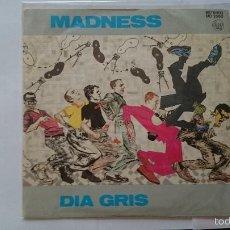 Discos de vinilo: MADNESS - GREY DAY (DIA GRIS) / MEMORIES (PROMO 1981). Lote 55788312