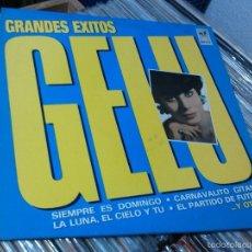 Discos de vinilo: GELU - GRANDES EXITOS - LP . Lote 55792288