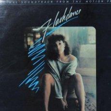 Discos de vinilo: FLASHDANCE LP BANDA SONORA ORIGINAL OSCAR 1983 HOLANDA LP' CASABLANCA. Lote 55794372