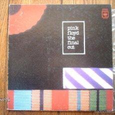 Discos de vinilo: PINK FLOYD - THE FINAL CUT. Lote 55798768