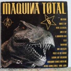 Discos de vinilo: MAQUINA TOTAL 6 - DOBLE LP - AÑO 1993. Lote 55798799