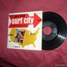 Discos de vinilo: JAN & DEAN EP SURF CITY + 3 SPAIN 1963 LIBERTY LEP 2140 L VER FOTOS. Lote 55808342
