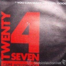 Disques de vinyle: TWENTY 4 SEVEN - YOU CAN MAKE ME FEEL GOOD / SINGLE BLANCO Y NEGRO DE 1991 ,RF-408. Lote 55817391