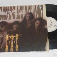 Discos de vinilo: SLEEPING MY DAY AWAY MAXI IMPORTACION UK 1989. Lote 55819195