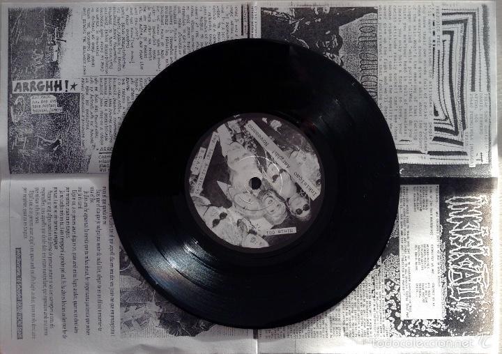 Discos de vinilo: Minimum Rockerol EP HHH Freak Show Hasta el Kulo No veas No Inkisicao ARRGHH! - Foto 5 - 55843664