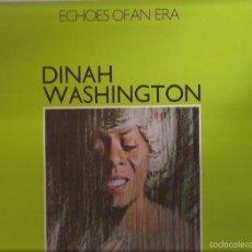 Discos de vinilo: LP-DINAH WASHINGTON / ETTA JONES BACK TO THE BLUES DOBLE LP MARFER 39S SPAIN 1982 JAZZ. Lote 55859730