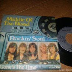 Discos de vinilo: MIDDLE OF THE ROAD . Lote 55882745