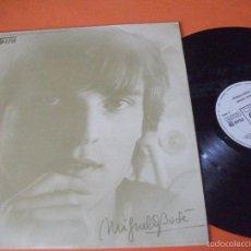 Discos de vinilo: EP MIGUEL BOSE, PROMOCIONAL AMIGA , NADA DE NADA (CECILIA) , ERES TODO PARA MI, MI LIBERTAD.... Lote 55883422