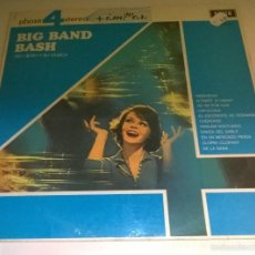 Vinyl records - Ted Heath y su música.Big Band Bash.LP.ESPAÑA 1968.DECCA. - 55884437