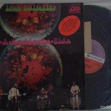 Discos de vinilo: VINILO IRON BATTERFLY . Lote 55884999