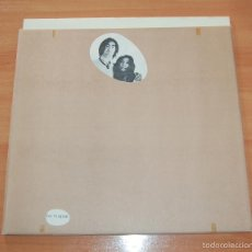 Discos de vinilo: LP DISCO VINILO JOHN LENNON AND YOKO ONO TWO VIRGINS. Lote 55885781