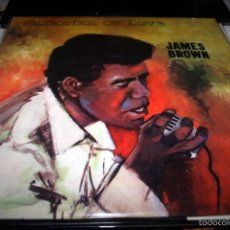 Discos de vinilo: JAMES BROWN- PRISONER OF LOVE. LP FUNK ROCK NUEVO MINT. Lote 55886785