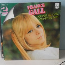 Discos de vinilo: FRANCE GALL - POUPEE DE CIRE POUPEE DE SON. Lote 55886816
