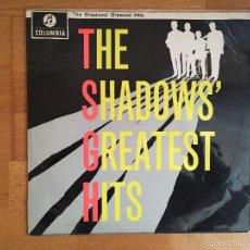 Discos de vinilo: THE SHADOWS': GREATEST HITS. Lote 55890336
