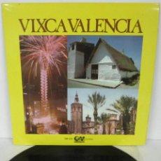 Discos de vinilo: VIXCA VALENCIA - RONDALLA VALENCIANA / P SOUSA - LP - GRAMUSIC 76 GM431 11 TEMAS. Lote 55890617