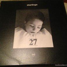 Discos de vinilo: STARLINGS - 27 - MAXI UK ANXIOUS 1991 - INDIE ROCK ALTERNATIVE. Lote 55891894