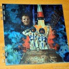 Discos de vinilo: REVISTA RUSA-SOVIÉTICA-URSS 1981, 6 FLEXIDISC A ESTRENAR - 2 TEMAS JULIO IGLESIAS - RUSIA 1981. Lote 55901453