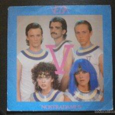 Discos de vinilo: DISCO VINILO - SINGLE - VEGA - NOSTRADAMUS - MOVIE PLAY - 1982. Lote 55903466