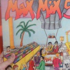 Discos de vinilo: MAX MIX 5 LP DOBLE. Lote 177281098