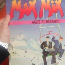 Discos de vinilo: MAX MIX 4 HAZTE TU MEGAMIX. Lote 55907409