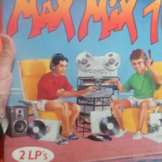 Discos de vinilo: MAX MIX 10 LP DOBLE. Lote 55907512