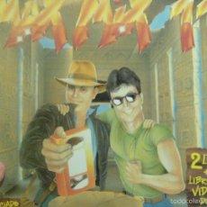 Discos de vinilo: LP MAX MIX 11 LP DOBLE. Lote 55907775