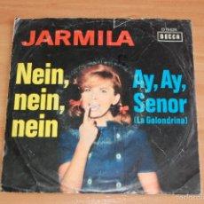 Discos de vinilo: EP DISCO VINILO JARMILA NEIN, NEIN, NEIN +1. Lote 55910173