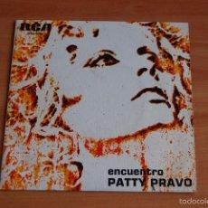 Discos de vinilo: EP DISCO VINILO PATTY PRAVO ENCUENTRO +1. Lote 55910433