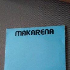 Dischi in vinile: MAKARENA -BOY RECORDS.MAXI. Lote 55926841