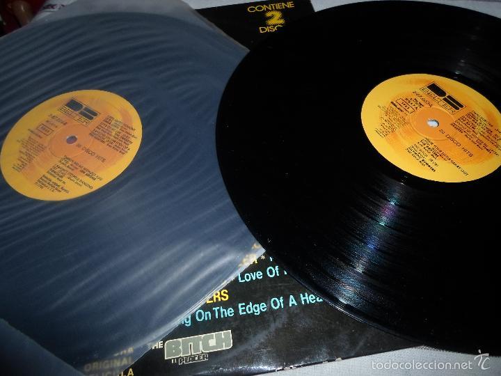 Discos de vinilo: 20 DISCO HITS ORIGINALES DOBLE LP - Foto 2 - 55927533