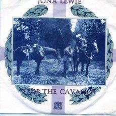 Discos de vinilo: JONA LEWIE / STOP THE CAVALRY / LAUGHING TONIGHT (SINGLE INGLES). Lote 55930913