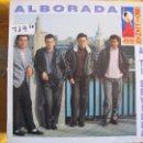 Discos de vinilo: LP - SEVILLANAS Y RUMBAS - ALBORADA - A TI SEVILLA. Lote 55931675