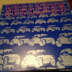 Discos de vinilo: SUGARDOG - GROOVE TO GET DOWN - MAXI UK TEMPLE 1989 - HIP HOP. Lote 55932588